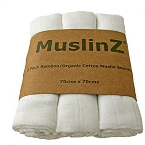 Muslin cloth for new born babies