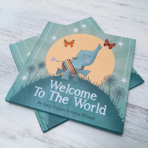 Welcome to the world book, 1st baby book, baby book